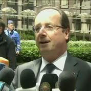 UE : François Hollande participe au sommet sur l'évasion fiscale