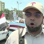 Egypte : les islamistes dans la rue pour soutenir Morsi