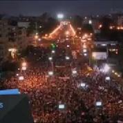 Egypte : les manifestations se poursuivent tard dans la nuit