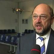 Martin Schulz accuse les États-Unis de