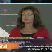 Syrie : Sarah Palin veut