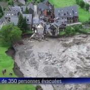 Espagne : alerte aux inondations dans le nord-est