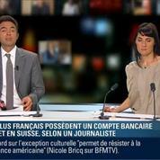 Lapsus : il annonce un reportage de... Jérôme Cahuzac