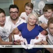 Une femme donne naissance à des jumeaux... pour la 3ème fois !