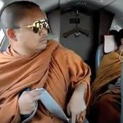Des moines bouddhistes en jet privé : la vidéo polémique