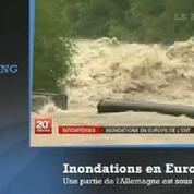 Inondations en Europe :