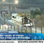 Espagne : les wagons accidentés retirés des voies