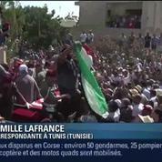 Tunisie : les obsèques de Brahmi sous escorte militaire