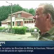 Effondrement du chapiteau: 30 blessés
