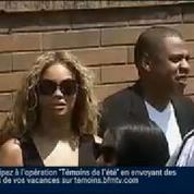Beyonce et Jay-Z rendent hommage à Trayvon Martin