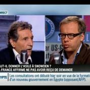 Snowden en France:
