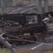 Espagne : les trains accidentés retirés des lieux de l'accident