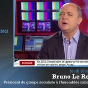 Affaire Cahuzac : la gauche fait bloc autour de Hollande