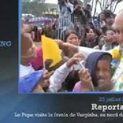 Le Pape à Rio,