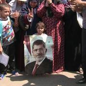 Egypte : les partisans de Morsi poursuivent leur mobilisation