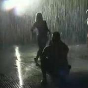 Une pluie qui ne mouille pas, expérience étonnante à New York