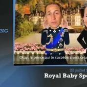 Royal Baby, le meilleur des parodies