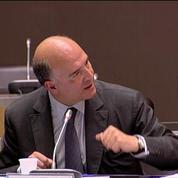 Moscovici très attaqué par la commission Cahuzac