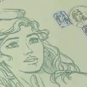 Le nouveau timbre Marianne en partie inspiré d'une Femen