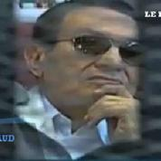 Libération de Moubarak :