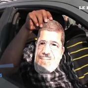 Egypte : manifestation pro-Morsi à Alexandrie