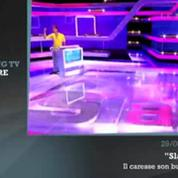 Zapping TV : un candidat caresse son buzzer