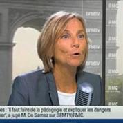 Sarkothon : Marielle de Sarnez ne fera