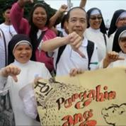 Philippines : manifestation géante contre la corruption