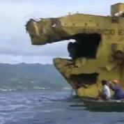 Philippines : une collision entre un ferry et un cargo fait 28 morts