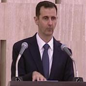 Syrie : Assad préfère la force pour sortir du conflit