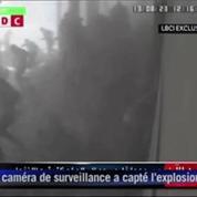 Liban : des caméras de surveillance ont filmé les explosions