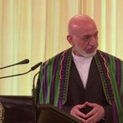 Afghanistan : Karzaï veut dialoguer avec les talibans