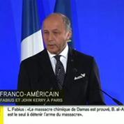 Syrie : La France et les Etats-Unis isolés ?