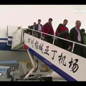 La Chine inaugure l'aéroport civil le plus haut du monde
