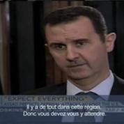 Assad à CBS :