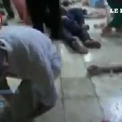 Syrie : les images authentifiées par les autorités américaines