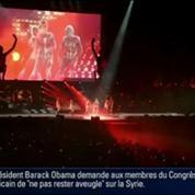 Le retour sur scène de Mylène Farmer très attendu par ses fans à Bercy