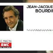 Jean-Jacques Bourdin dit avoir mal mangé lors de