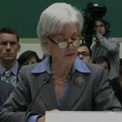 Obamacare : la secrétaire à la Santé s'excuse pour les ratés du site