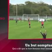 Zap'Sport: Chambré sur son style, Ginola se vexe