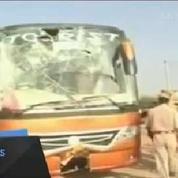 Inde : 34 Français blessés dans un accident de car