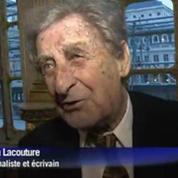 Légion d'honneur : Guillaume Gallienne et Jean Lacouture décorés