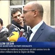 Leonarda : Harlem Désir contredit François Hollande