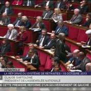 L'Assemblée Nationale adopte la réforme des retraites