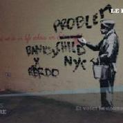 Un graffeur jaloux détruit une oeuvre de Banksy à New York
