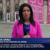 Marseille : Ghali dénonce une campagne