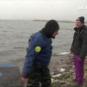 Russie : ils repêchent une météorite !