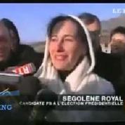 Florilège des bourdes de Ségolène Royal