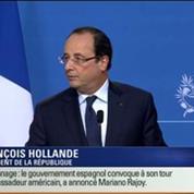 Attaque informatique de l'Élysée en 2012 : Hollande évoque