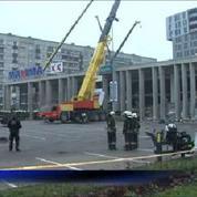 Lettonie : 45 morts dans l'écroulement d'un supermarché